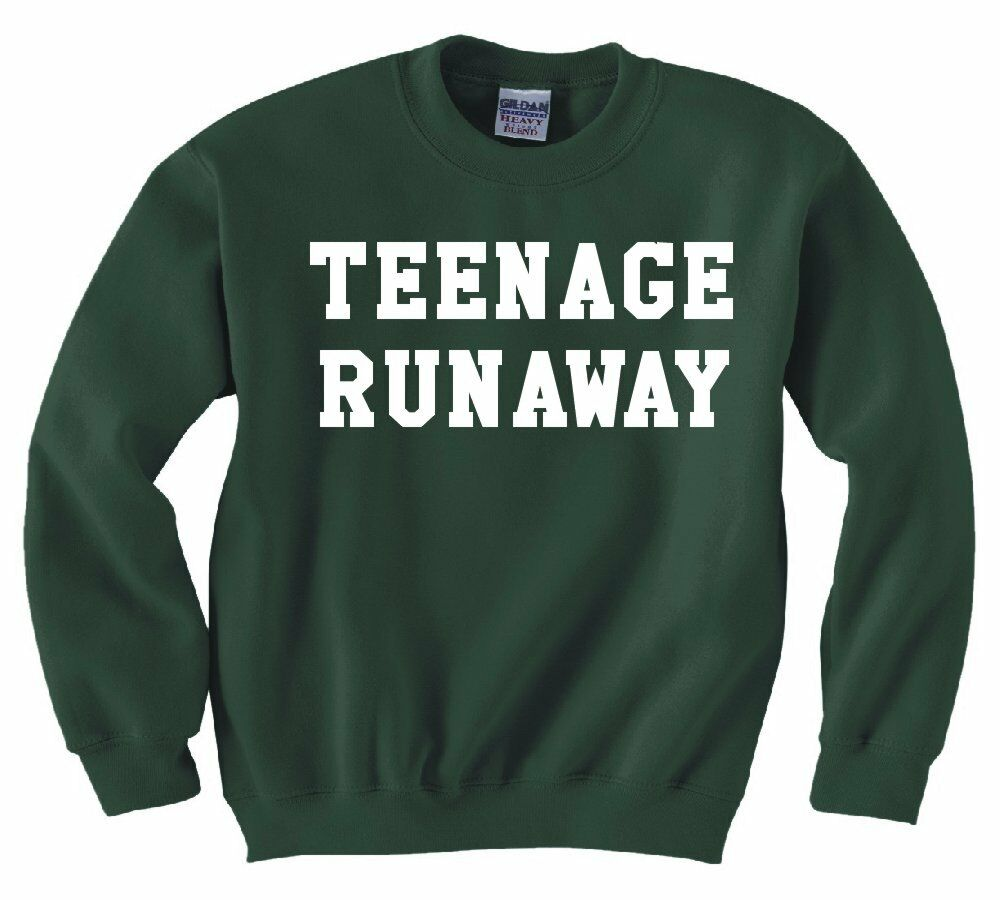 teenage runaway 1 out of every 2 teenage runaways in shelters or on the streets reports that their parents told them to leave or knew they were leaving and just didn't care up to 28 million teens run away every year and the 12-17 year old age demographic is at a higher risk for homelessness than any adult age demographic.