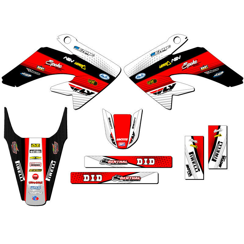 2004 2005 2006 2007 2008 2009 2010 crf 80 100 graphics crf80 crf100 deco decals ebay