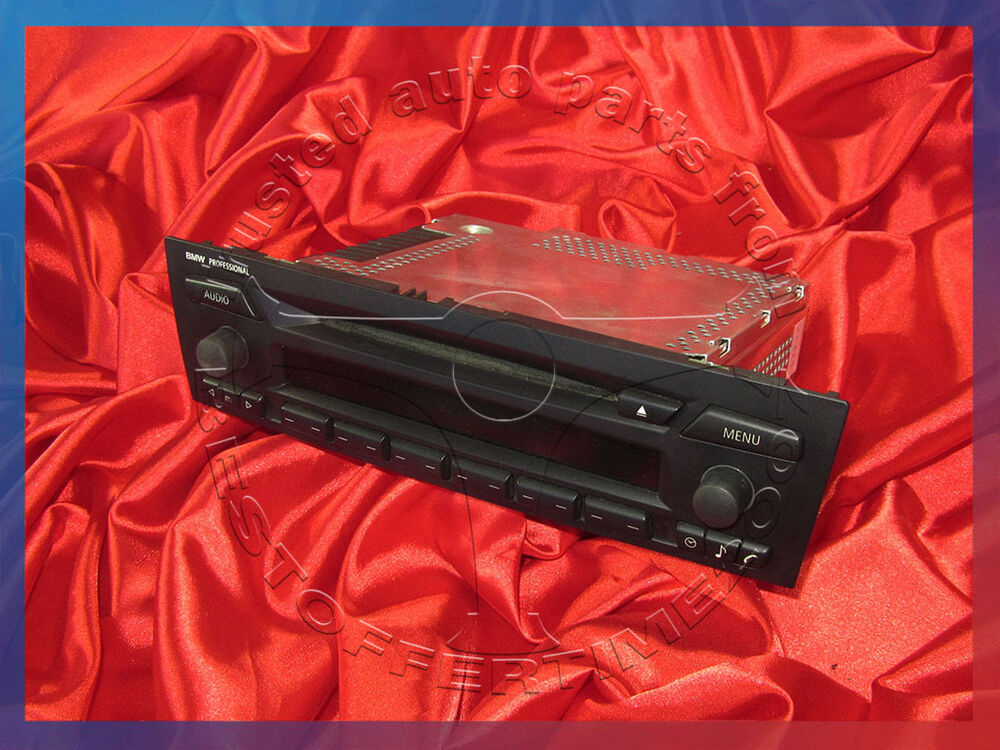 bmw e90 3 series professional radio audio stereo receiver. Black Bedroom Furniture Sets. Home Design Ideas