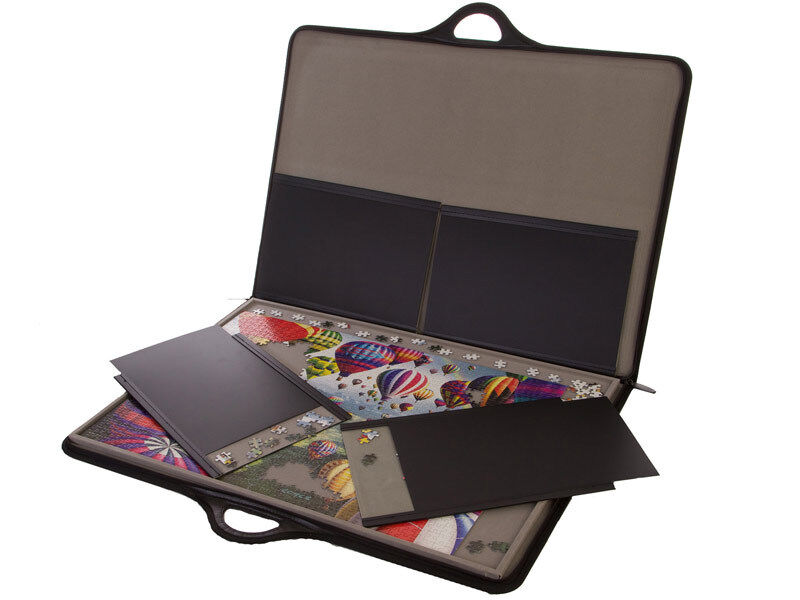Deluxe Jigsaw Puzzle Storage Board Carry Case Lightweight