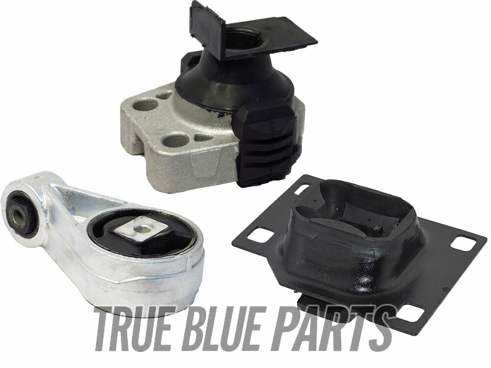 2005 2007 ford focus 2 0l engine motor trans mount kit for Motor mounts ford focus