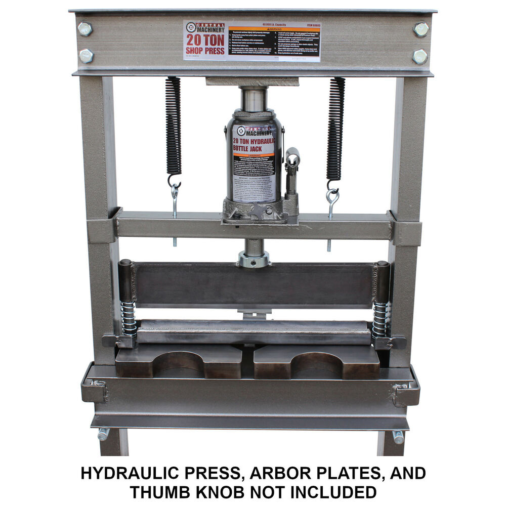 Swag Off Road 20 Ton Press Brake Kit Quot Fully Welded Quot Ebay
