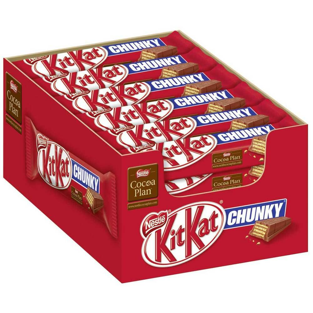 kit kat executive summary Summary the long running case concerning the validity of an eu trade mark (eu tm) covering the shape of nestlé's kit kat 4 fingers chocolate bar has now made it.