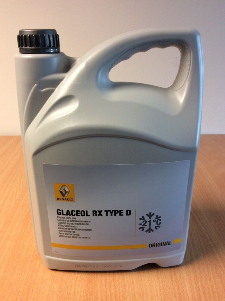 Renault Engine Coolant : Litre type d engine coolant anti freeze from renault ebay