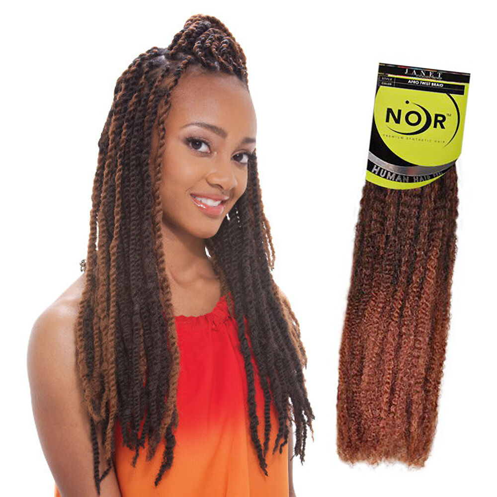 styling synthetic hair extensions janet noir afro twist braid kanekalon synthetic marley 3628