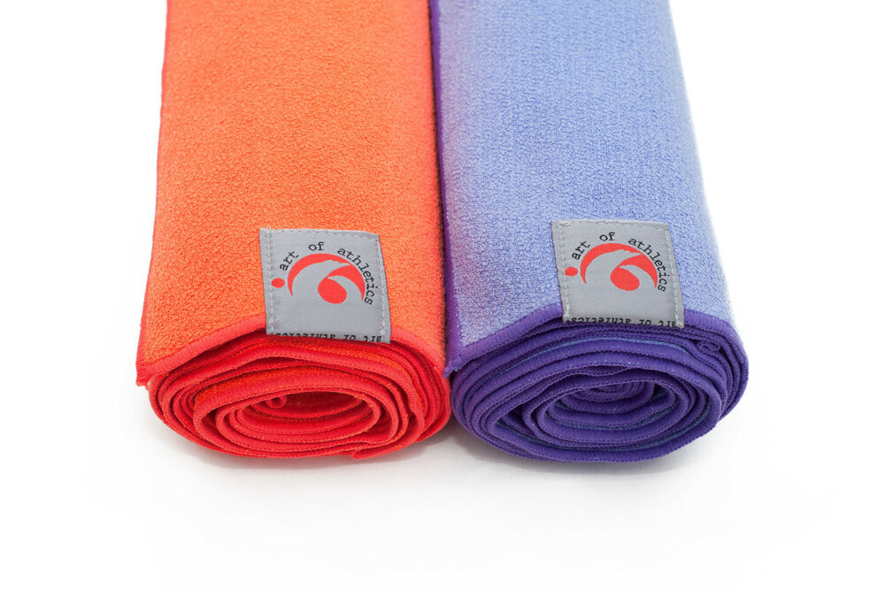New With Tags Yoga Mat Towel Ebay