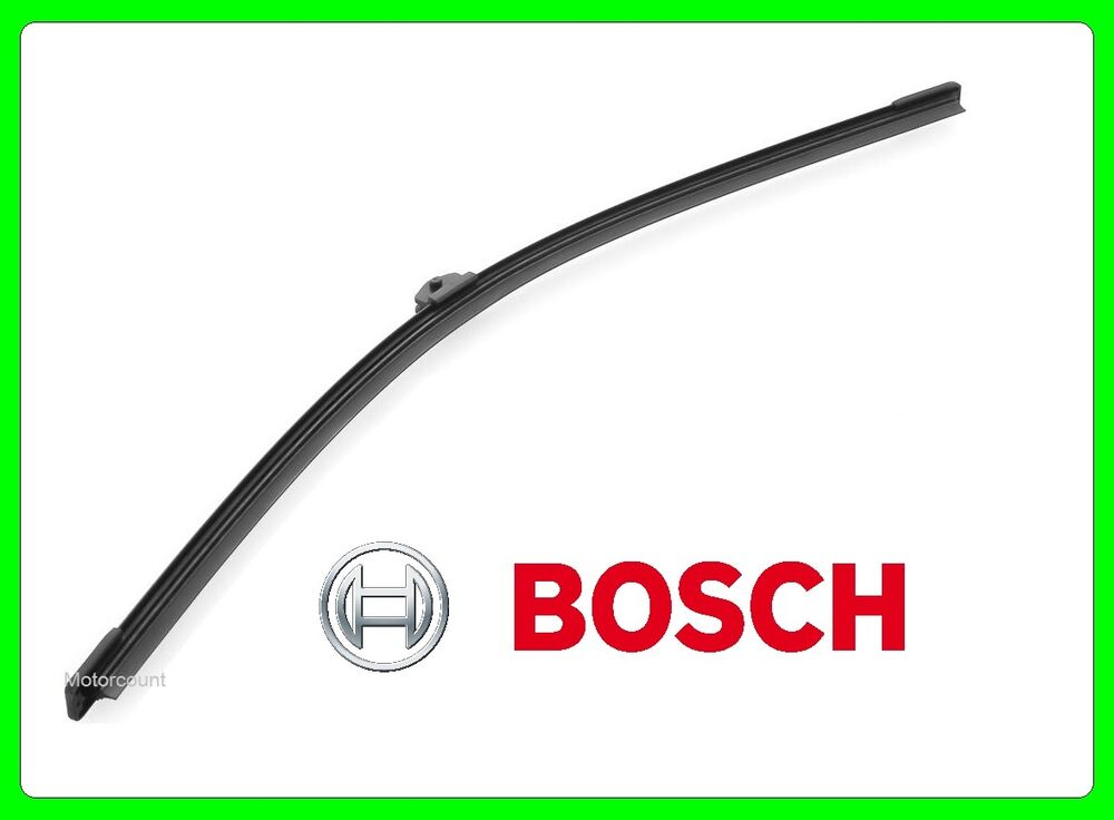Exact fit rear flat aero bosch wiper blade a402h for for Mercedes benz wiper blades