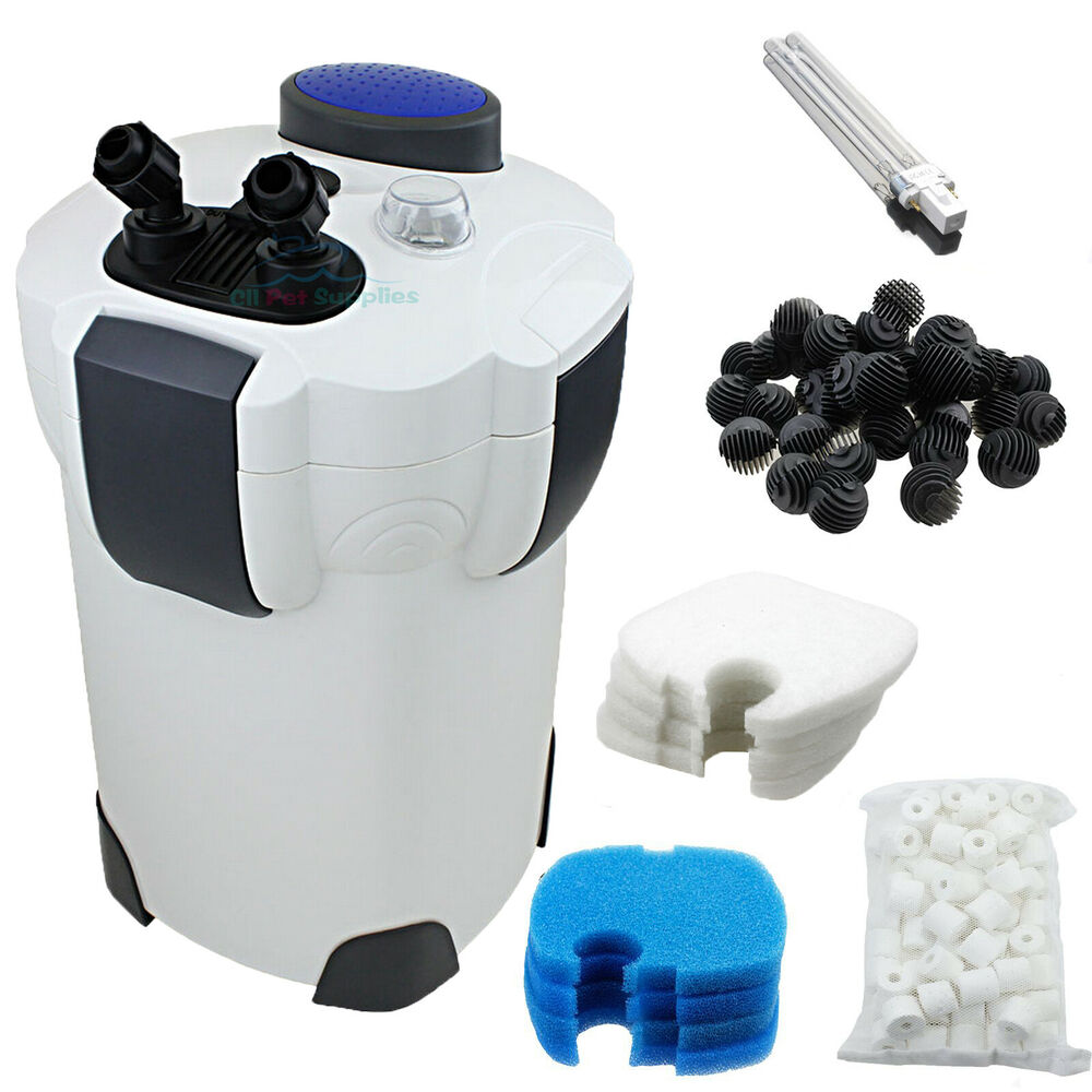 10 gallon fish tank uv sterilizer 100 gallon aquarium for Uv filter for fish tank