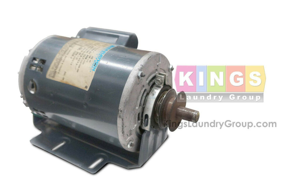Refurbished huebsch wascomat speed queen 32 dg dryer motor for Ebay motors shipping company