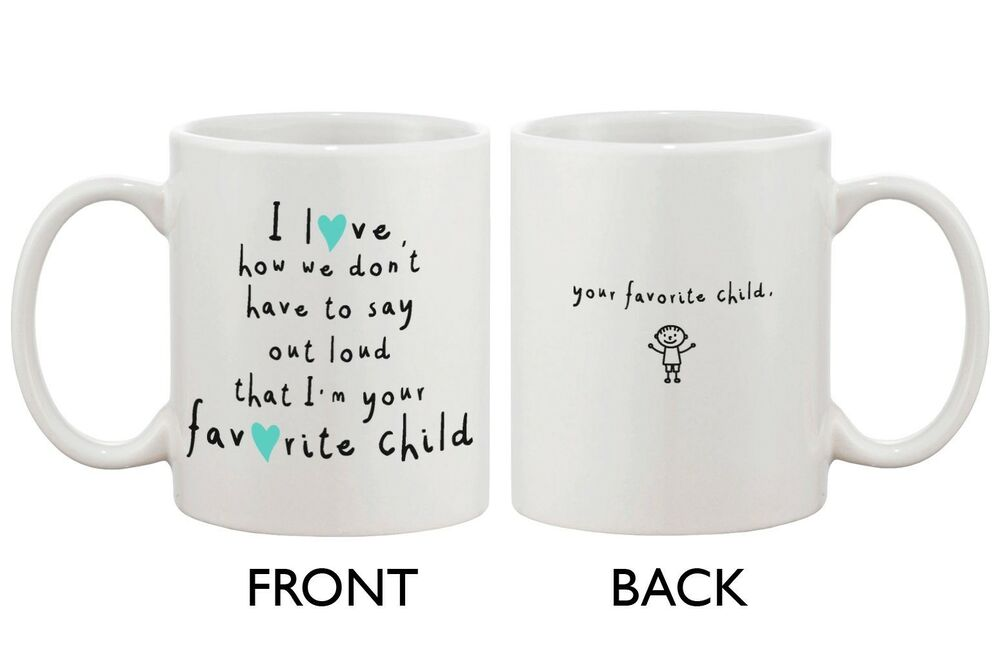 Cute Mother's Day Gift for Mom Ceramic Coffee Mug