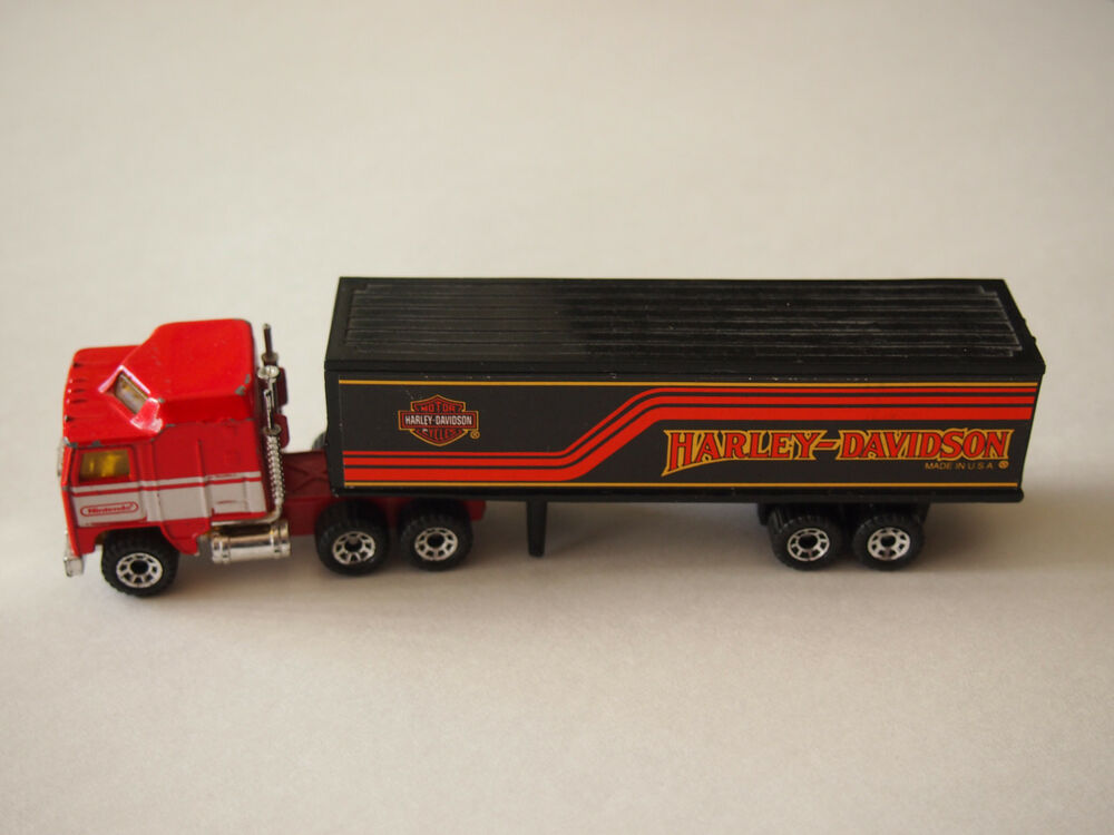 Semi Truck That S Also A Toy Car Holder : Matchbox truck and trailer free engine image
