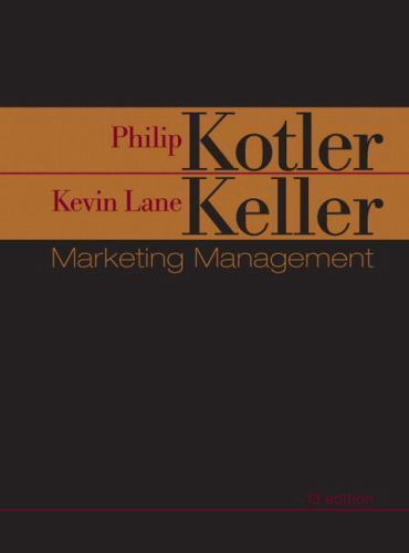 Notes on marketing mix by philip kotler