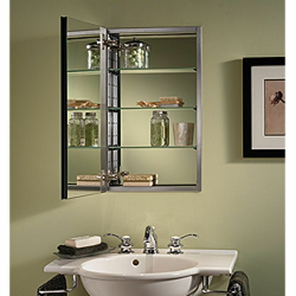 recessed bathroom medicine cabinets with mirrors s468244ssx medicine cabinet ebay 25699