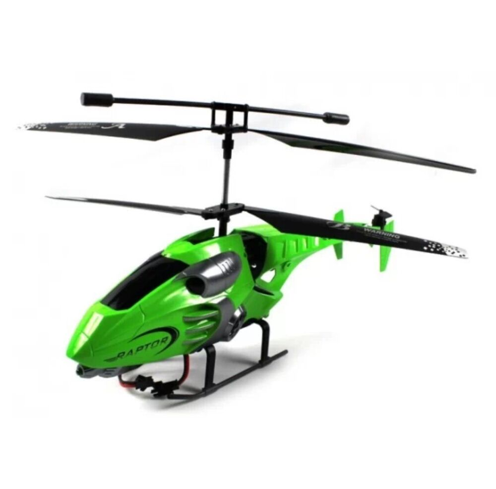 17 rapid raptor electric rc helicopter gyro 3 5ch led rtf. Black Bedroom Furniture Sets. Home Design Ideas