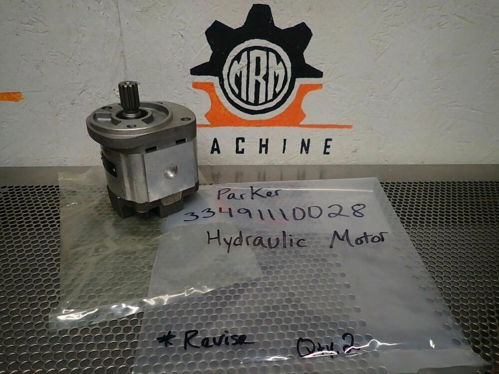 Parker 33491110028 chelsea hydraulic motor ebay for Parker pumps and motors