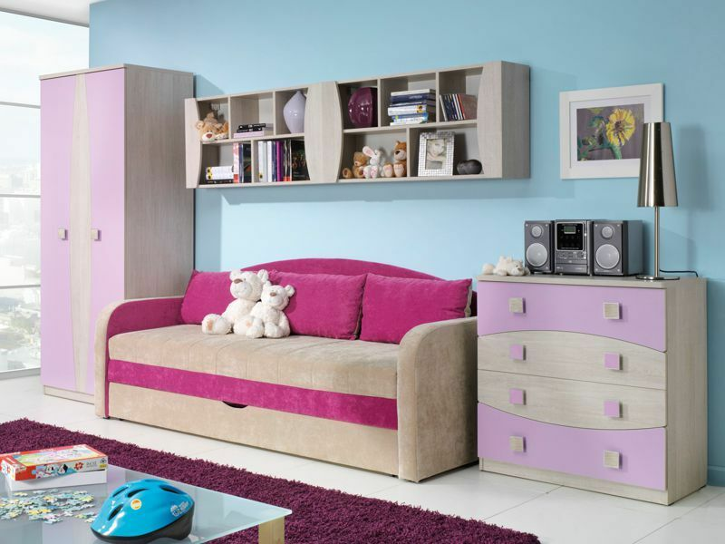 Children Kids Bedroom Furniture Collection Tenus Heather