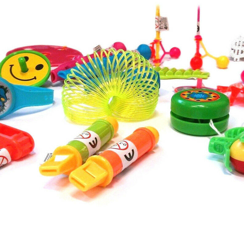 Party Favor Toys : Party bag filler toys favor prizes boys girls