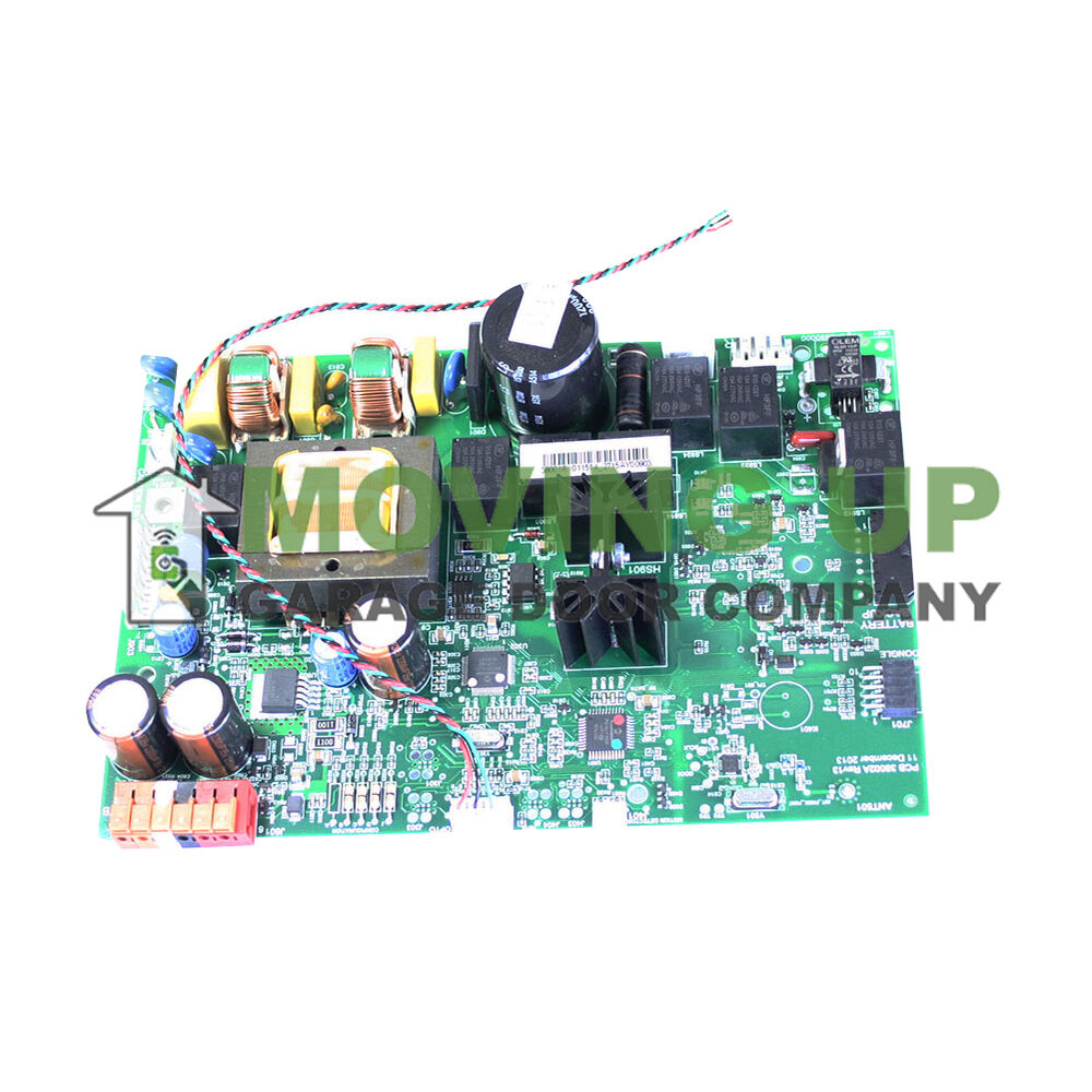 Genie 38874r2 S Control Board For Powermax 1500 Intelig