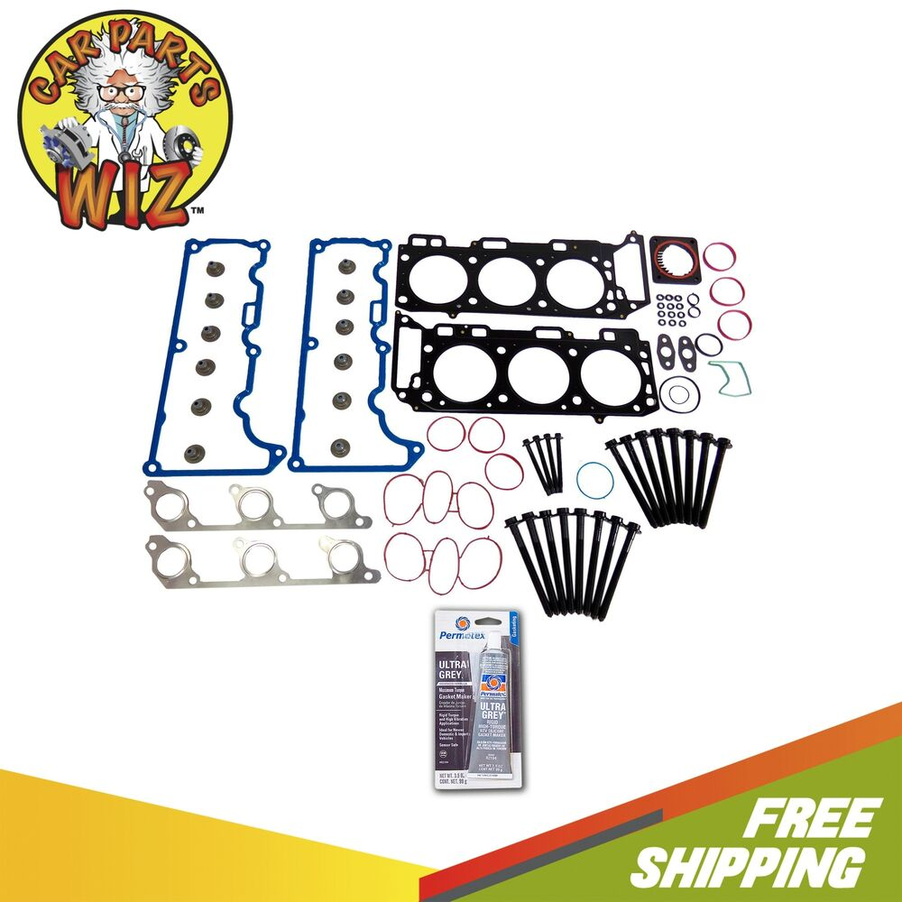 Head Gasket Set Bolts Fits Ford Explorer Mountaineer 4.0L