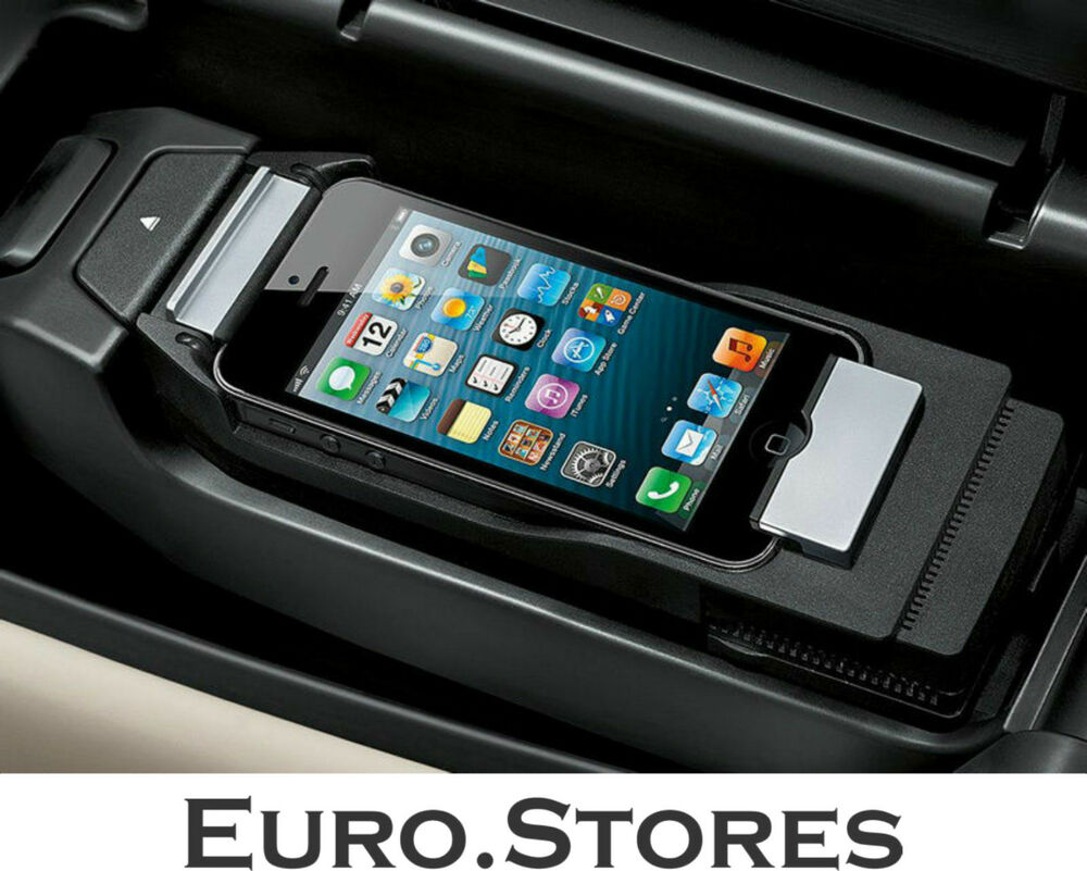 bmw x5 f15 snap in adapter connect docking station iphone. Black Bedroom Furniture Sets. Home Design Ideas