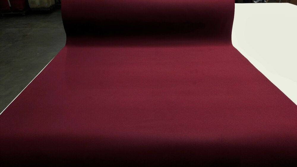 maroon upholstery auto pro headliner fabric 3 16 foam backing 60 l x 60 w ebay. Black Bedroom Furniture Sets. Home Design Ideas