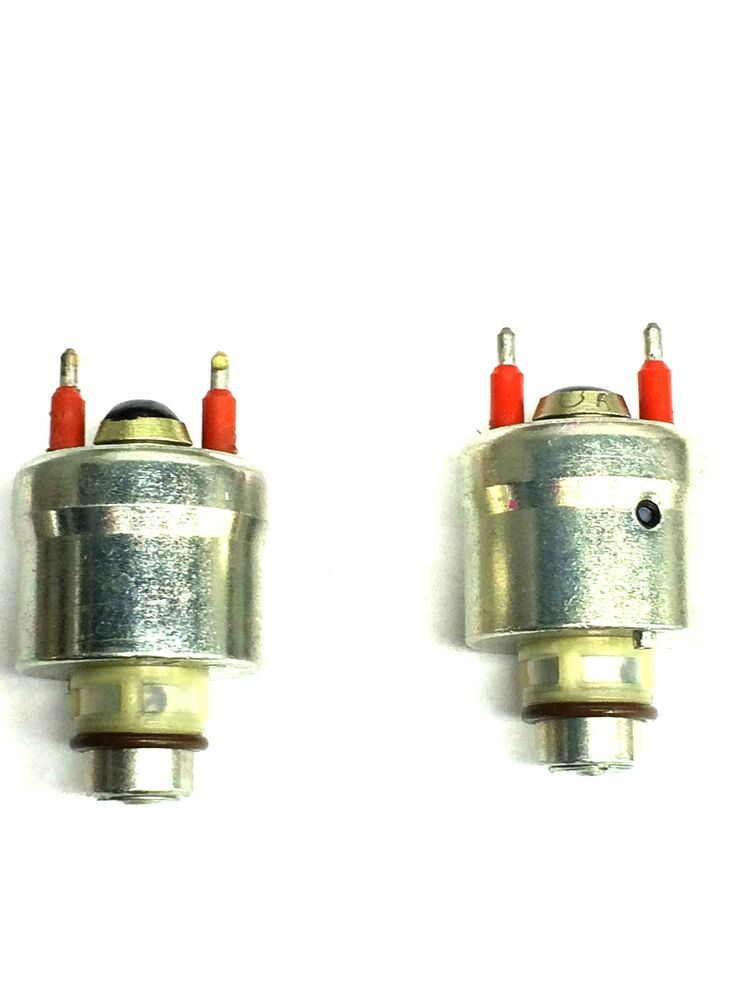 Set Of 2 Rochester Throttle Body Injector 1980 1984