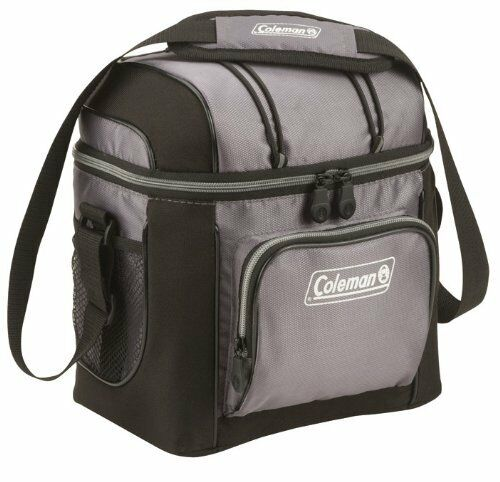 Coleman 9 Can Soft Cooler With Hard Liner Insulated