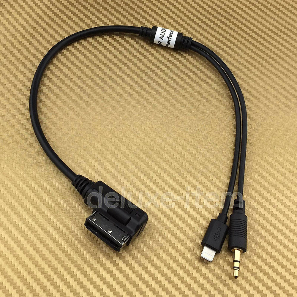 Aux To Lightning Cable Iphone