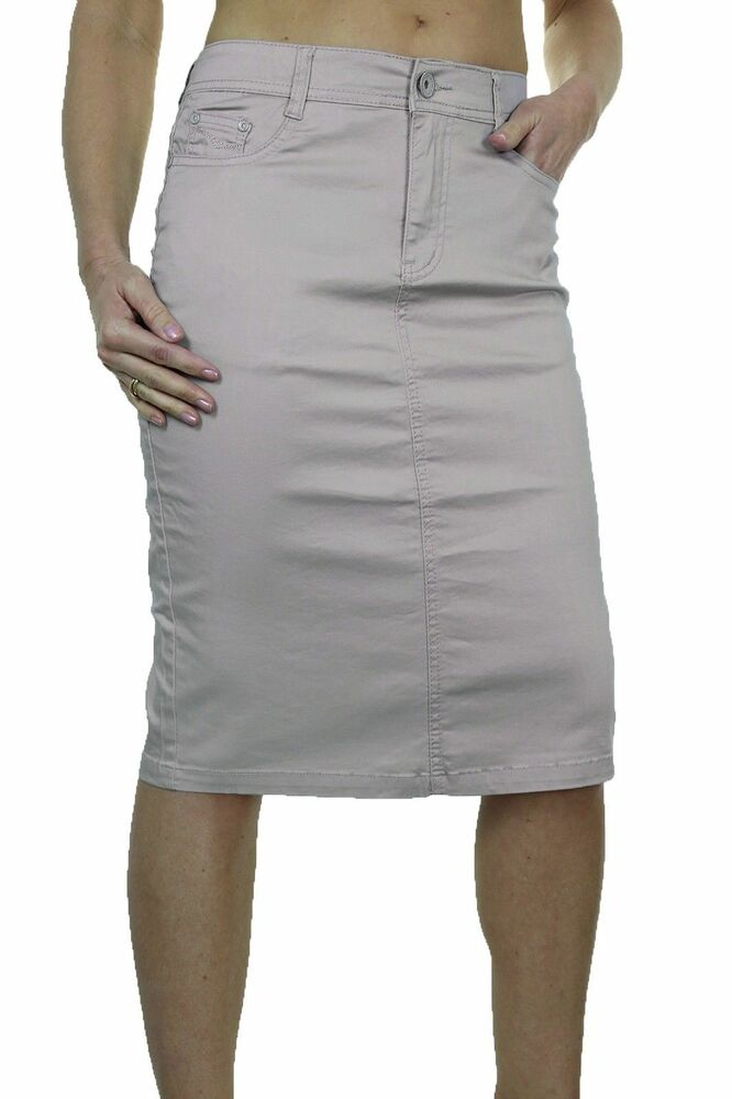 new 2516 4 womens plus size stretch chino style