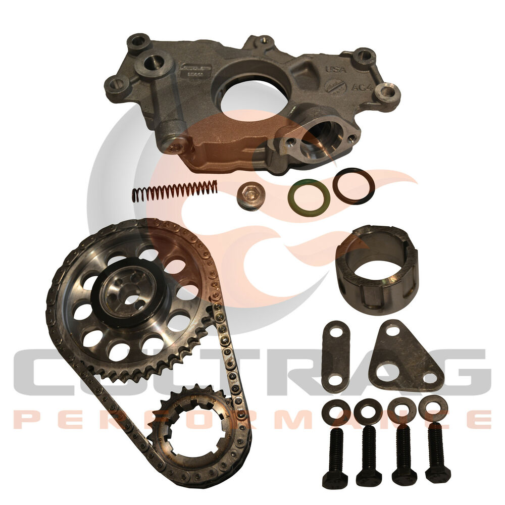 1997-2005 Corvette LS1 LS6 LS2 SLP Oil Pump Timing Chain