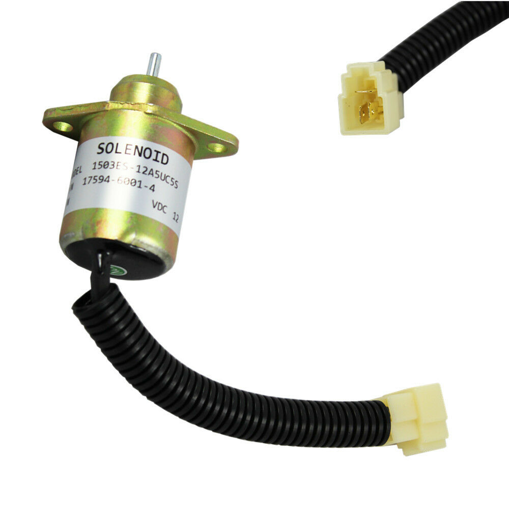 s l1000 kubota fuel solenoid ebay  at nearapp.co
