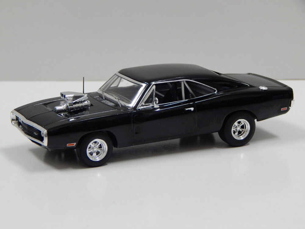 1 43 1970 dodge charger the fast and the furious hot wheels elite bly27 ebay. Black Bedroom Furniture Sets. Home Design Ideas