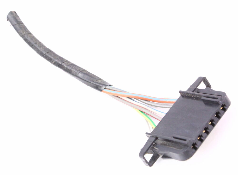 Gas Accelerator Pedal Pigtail Plug Wiring Connector 99