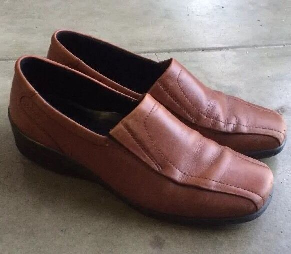 Ecco Loafer Shoes Women