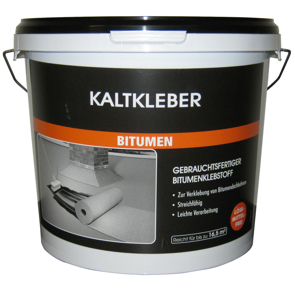 mem bitumen kaltkleber 5kg top neuware wow ebay. Black Bedroom Furniture Sets. Home Design Ideas