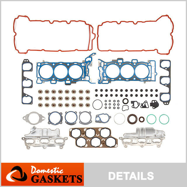 Cadillac Head Gasket Repair: 04-09 Cadillac CTS SRX STS Buick Allure LaCrosse Rendezvous 3.6L Head Gasket Set
