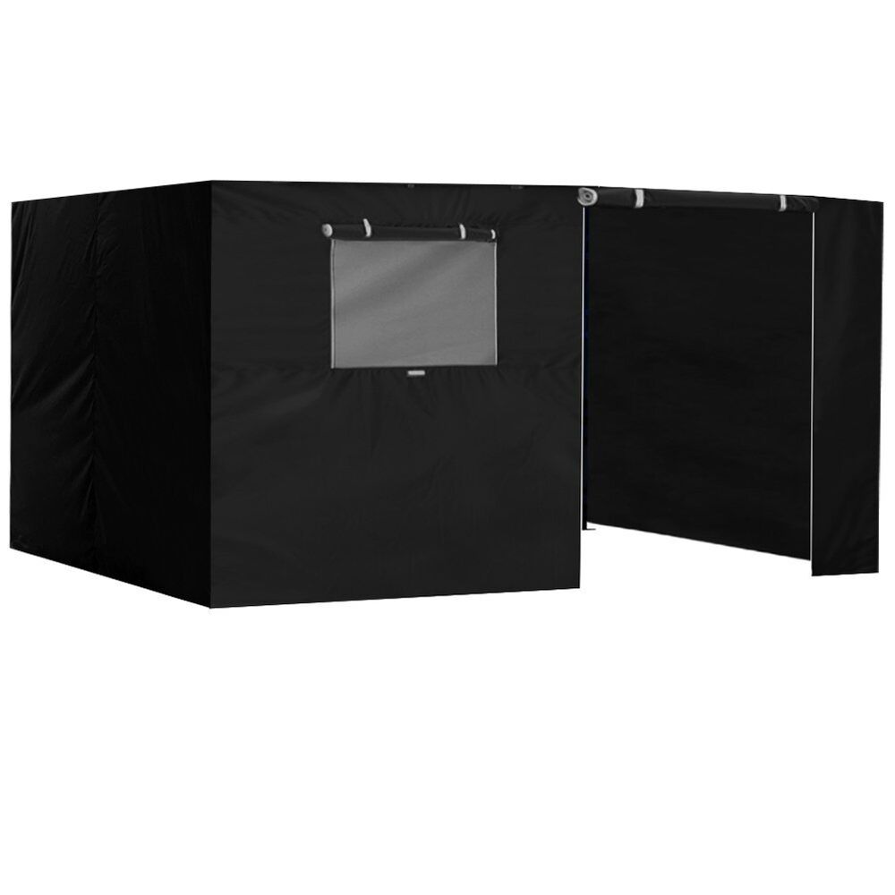 10x15 Enclosure Wall Kit For Event Pop Up Canopy Roll Up