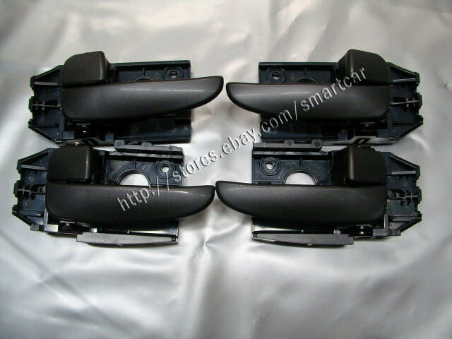 2000 2001 2002 2003 2004 2005 2006 Hyundai Elantra Oem Door Inside Handle 4pcs Ebay