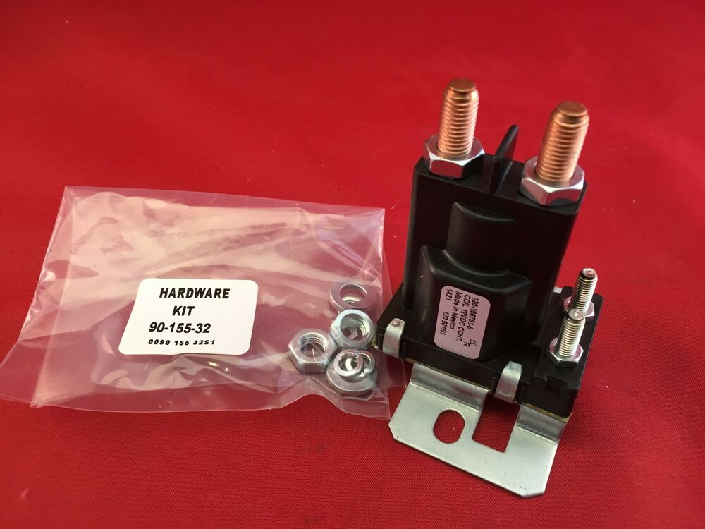 New White Rodgers 12 Volt 100 Amp 4 Terminal Continuous