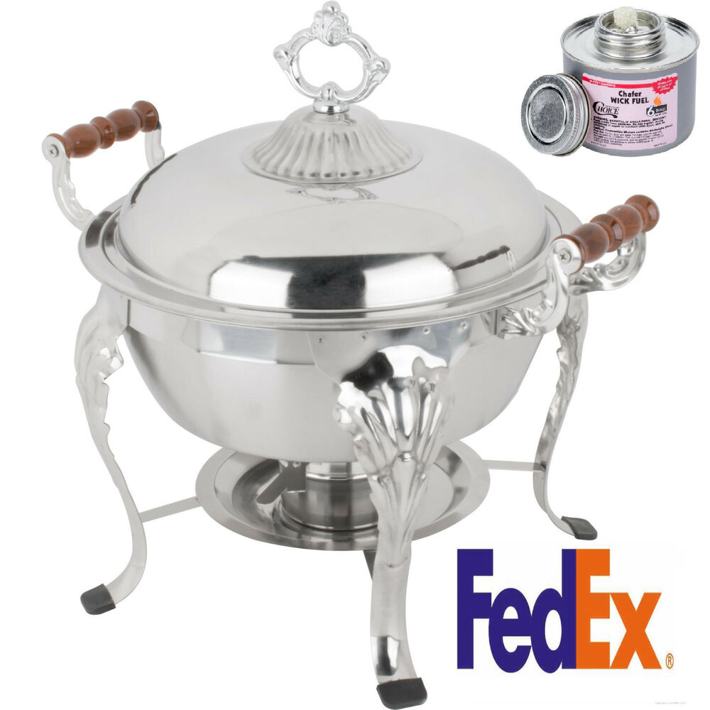 chafing dish warmer classic 5qt stainless chafer chafing dish catering 2074