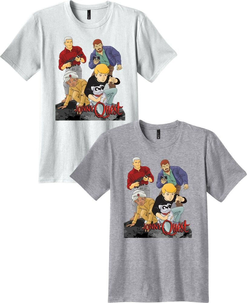 New jonny quest group shot t shirt ebay for La imprints t shirts