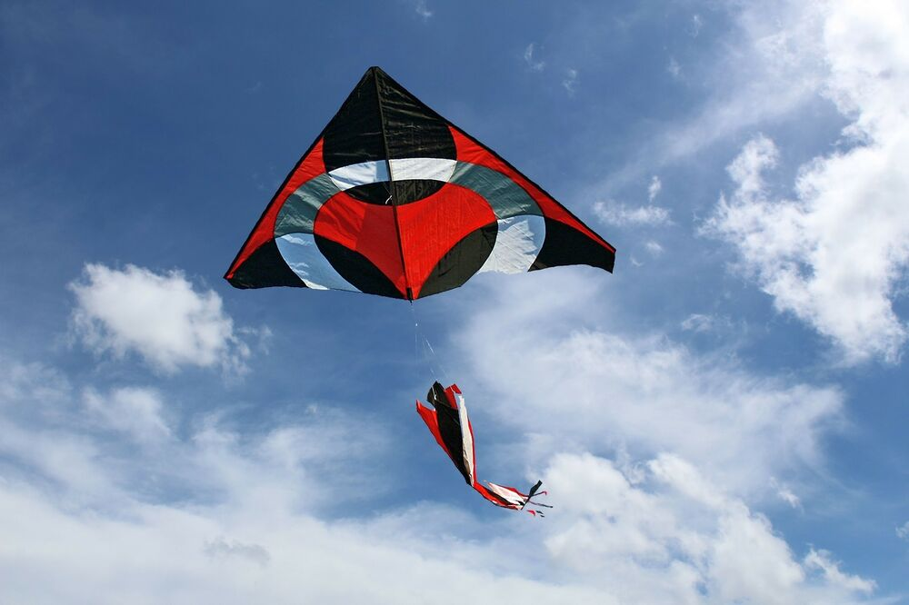 how to make a giant delta kite