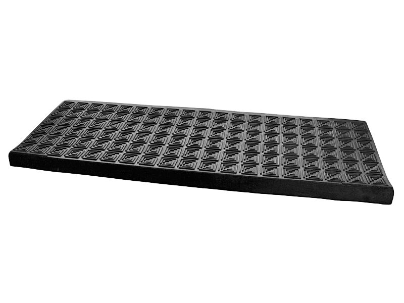 Heavy Duty Rubber Stair Treads Step Covers Outdoor Non Slip Perfect For Winter Ebay