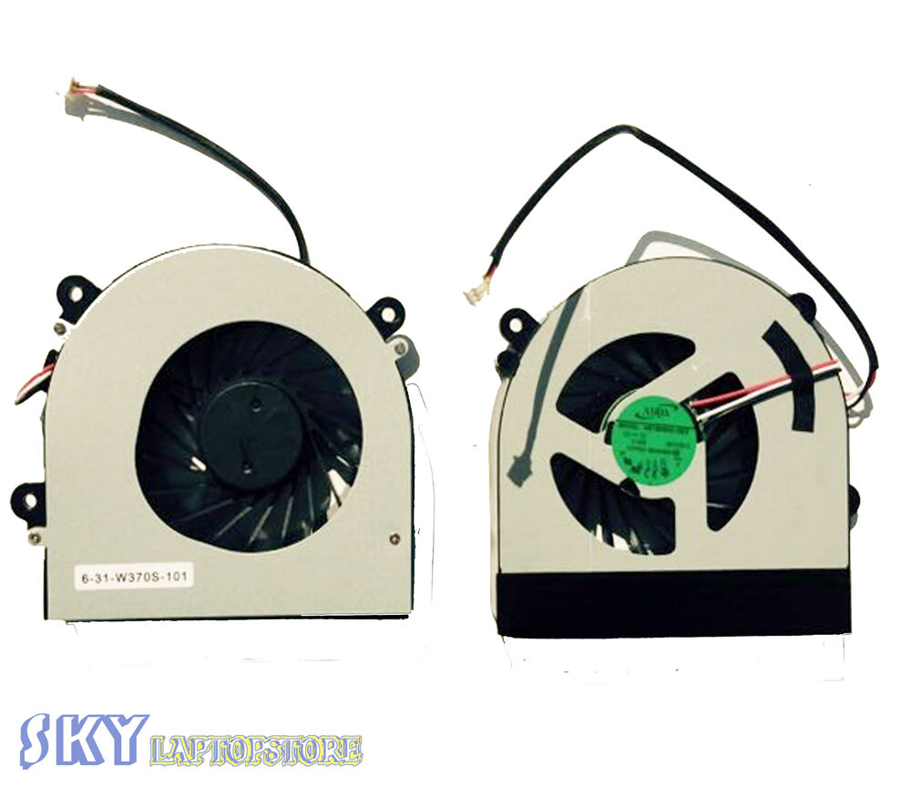 Fans, Heat Sinks & Cooling Cheap Price New Clevo Cpu Cooling Fan For W230ss W230st W350et W350stq W370s W370st Series Computers/tablets & Networking