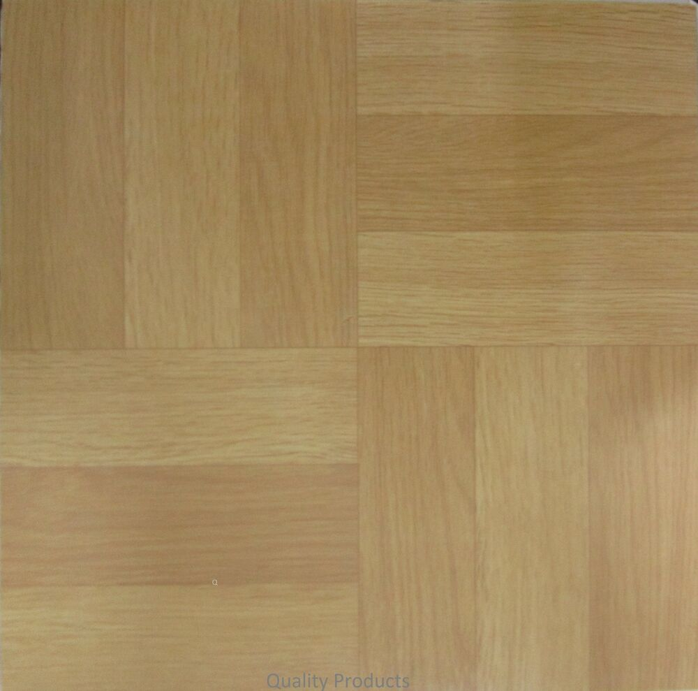 30 X Vinyl Floor Tiles Self Adhesive Bathroom Kitchen Bnib Wood Panel 314590 Ebay