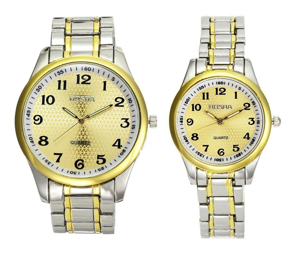 mens fashion vintage stainless steel gold color