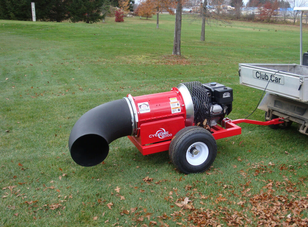 Buffalo Turbine Blowers Cyclone 8000 Leaf Amp Debris