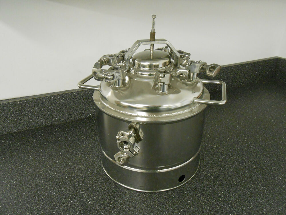ALLOY PRODUCTS CORP NINE PORT STAINLESS STEEL PRESSURE