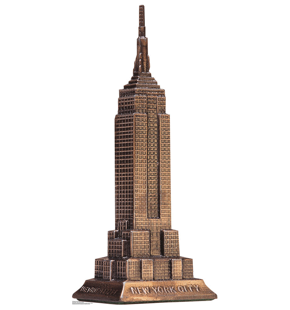 Empire State Building Cut Out