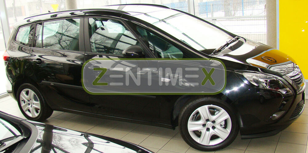 schutzleisten f r opel zafira tourer c 2011 5 t rer ebay. Black Bedroom Furniture Sets. Home Design Ideas